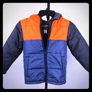 OshKosh B'Gosh Boys' Size Large (7) Winter Coat